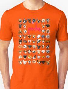pooch tee Unisex T-Shirt