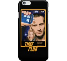 Time Club   Doctor Who   The Ninth Doctor & Rose Tyler iPhone Case/Skin