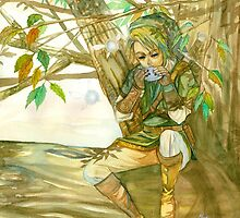 Peaceful Link by meomeo
