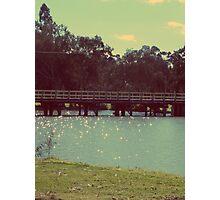 Sparkling River Photographic Print