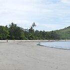 Daintree Beach by Arkani