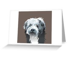 Beau Greeting Card