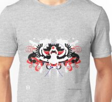 Kephra 1 ( Breakbeat No Werdz) Unisex T-Shirt