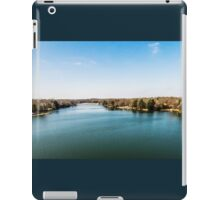 Blue Sky - Blue Water - Landscape Photography iPad Case/Skin