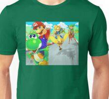 mario racing Unisex T-Shirt