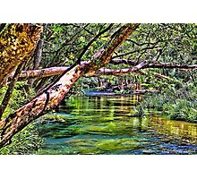 The Swimming Hole Photographic Print