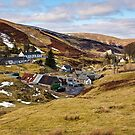 Wanlockhead by Christine Smith