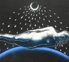 Dream 2 by Jeffrey Diamond