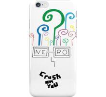 Crush iPhone Case/Skin