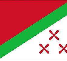 Flag of State of Katanga, 1960-1963 by abbeyz71