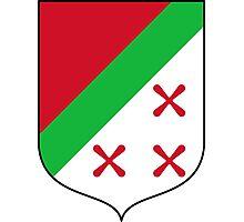 Coat of Arms of Katanga Photographic Print