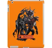 Evolve Monster iPad Case/Skin