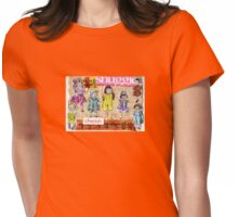 Hello Dolly(s)! Womens Fitted T-Shirt