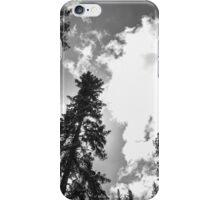 The Black and White Sandias iPhone Case/Skin