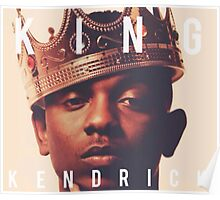 King Kendrick Lamar Poster