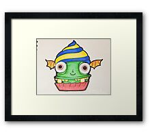 Tooth Decay Framed Print