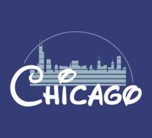 The Wonderful World Of Chicago (Blue) by Surpryse