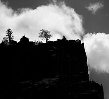 Battleship Rock by Omnerlin