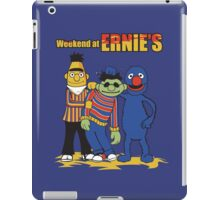 Weekend At Ernie's iPad Case/Skin
