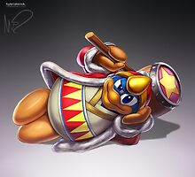 King Dedede by hybridmink