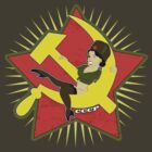 CCCP Pinup by BenClark