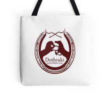 Dothraki Equestrian Club Tote Bag
