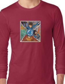 Fabtastic Four Long Sleeve T-Shirt