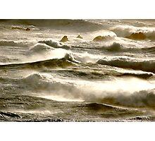 waves lizard coast Photographic Print