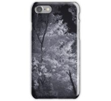 Infrared Tree iPhone Case/Skin