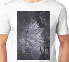 Infrared Tree Unisex T-Shirt