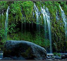 ~ Mossbrae Falls ~ by WesternDreamer