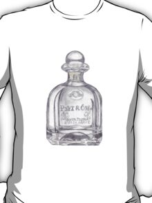 Patron Tequila Bottle T-Shirt T-Shirt