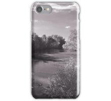 Infrared River iPhone Case/Skin