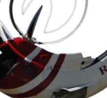 RAAF Sikorsky S76 Helicopter VH-LHN T-shirt Design Sticker