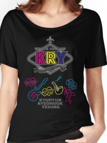 KRY Women's Relaxed Fit T-Shirt