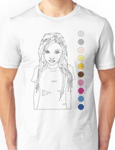Book by its cover? Unisex T-Shirt