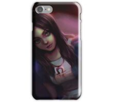 alice in otherland iPhone Case/Skin