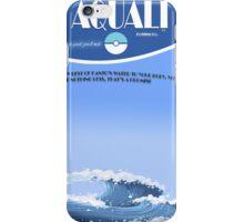 Vaporeon wall poster iPhone Case/Skin