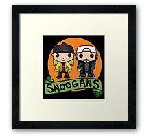 Snoogans! Framed Print