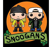 Snoogans! Photographic Print