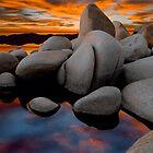 Black Sand Beach by Cecil Whitt
