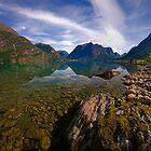 Strynevatnet by CalleHoglund
