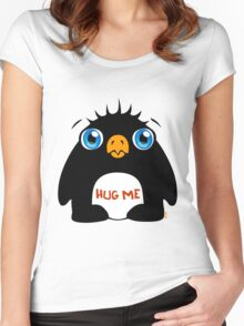 Hug Me Women's Fitted Scoop T-Shirt