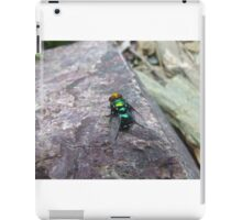 Blow fly iPad Case/Skin