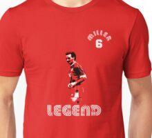 Aberdeen legend Willie Miller Unisex T-Shirt