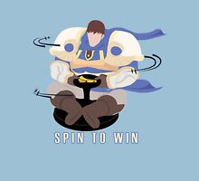 Spin to Win - Garen Unisex T-Shirt