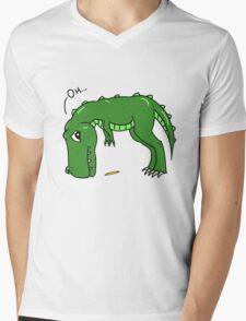 #T-RexProblems Mens V-Neck T-Shirt
