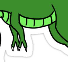 #T-RexProblems Sticker