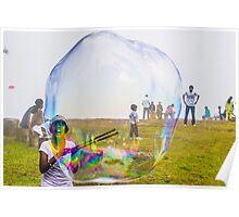Big Bubble Poster