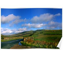 The Road to the Dales Poster